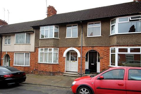 3 bedroom terraced house to rent - Freehold Street, Northampton, Northamptonshire. NN2 6EW