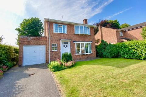 3 bedroom detached house for sale - Lowndes Park, Driffield