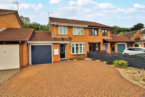 3 bedroom semi-detached house for sale - Blackbrook Way, Wolverhampton
