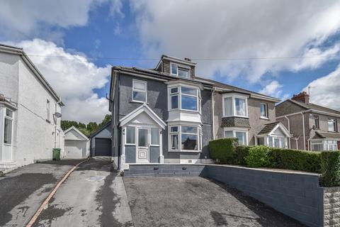 5 bedroom semi-detached house for sale - Lon Mefus, Sketty, Swansea, SA2