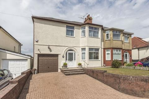4 bedroom semi-detached house for sale - Christchurch Road, Newport - REF# 00015107