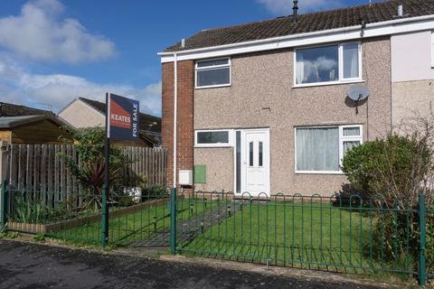 3 bedroom townhouse for sale - Dovedale Close, Stoke-On-Trent