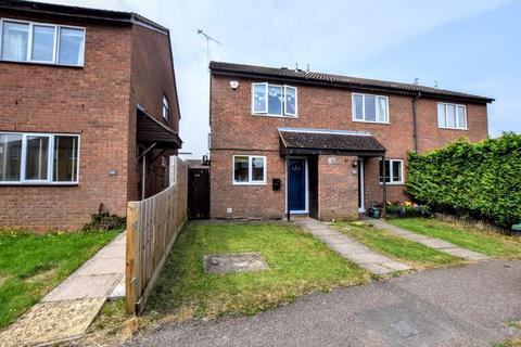 2 bedroom end of terrace house for sale - Hawkslade, Aylesbury