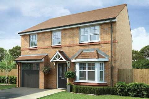 4 bedroom detached house for sale - The Downham - Plot 103 at Albion Lock, Albion Lock, Booth Lane CW11