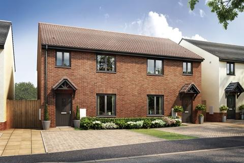 3 bedroom terraced house for sale - The Byford - Plot 40 at Riverside Walk, Wear Barton Road EX2