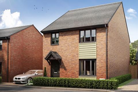 4 bedroom detached house for sale - The Huxford - Plot 37 at Riverside Walk, Wear Barton Road EX2