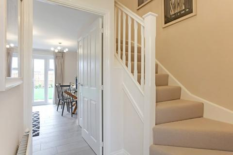 3 bedroom end of terrace house for sale - The Burtonwood - Plot 58 at Aldon Wood, Aldon Wood, Stanhoe Drive WA5