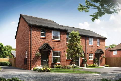 3 bedroom semi-detached house for sale - The Dadford - Plot 141 at Cherry Tree Park, Cherry Tree Park, Crewe Road CW2