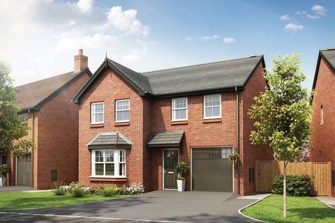 4 bedroom detached house for sale - The Haddenham - Plot 145 at Cherry Tree Park, Cherry Tree Park, Crewe Road CW2