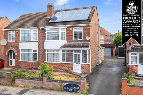 3 bedroom semi-detached house for sale - Cecily Road, Cheylesmore, Coventry