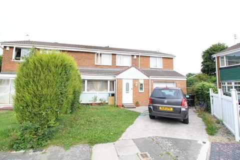 5 bedroom semi-detached house for sale - Uldale Court, Kingston Park, Newcastle Upon Tyne