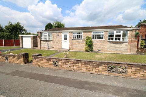 3 bedroom detached bungalow for sale - Norbury Avenue, Milton, Stoke-On-Trent