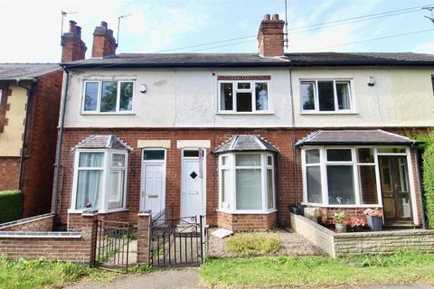 2 bedroom terraced house to rent - West Leake Road, East Leake, Loughborough