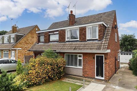 3 bedroom semi-detached house for sale - Barfield Mount, Alwoodley, LS17