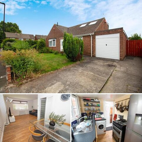 4 bedroom semi-detached bungalow for sale - Ross Way, Red House Farm, Newcastle Upon Tyne