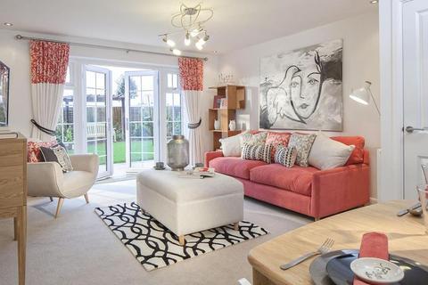 2 bedroom semi-detached house for sale - Plot 130, Ashdown at Moorland Gate, Taunton Road, Bishops Lydeard, TAUNTON TA4