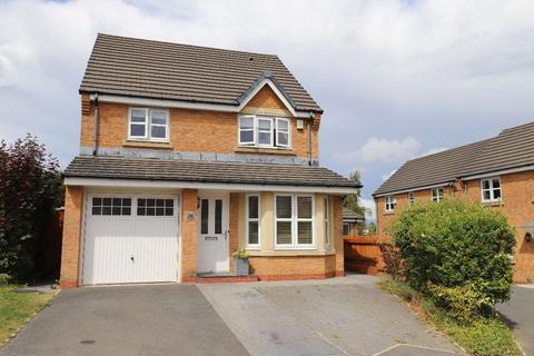 4 bedroom detached house for sale - Goldcrest Close, Heysham, Morecambe
