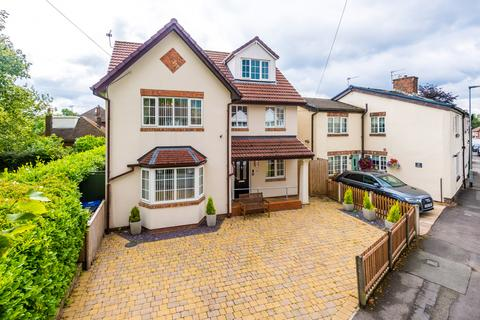 5 bedroom detached house for sale - Hardmans Road Whitefield Manchester M45