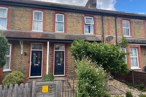 3 bedroom terraced house for sale - Milton Road, Egham, TW20