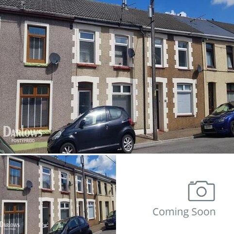 3 bedroom terraced house for sale - Thurston Road, Pontypridd