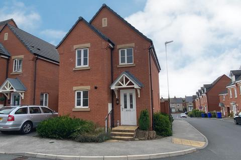 3 bedroom detached house for sale - Manor House Court, Chesterfield, S41 7GX