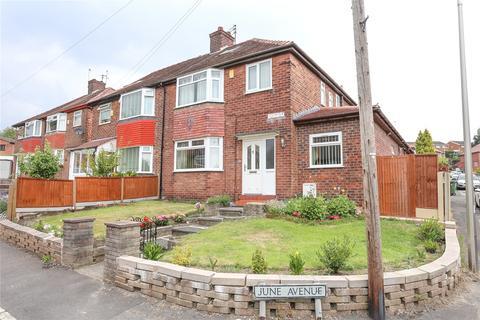 5 bedroom semi-detached house for sale - June Avenue, Heaton Norris, Stockport, SK4