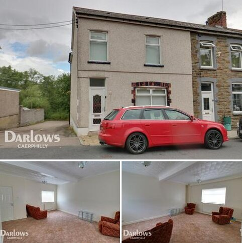 3 bedroom end of terrace house for sale - Ilan Road, Caerphilly