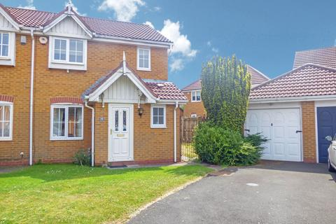 3 bedroom semi-detached house for sale - Murrayfields, West Allotment, Newcastle upon Tyne, Tyne and Wear, NE27 0RF