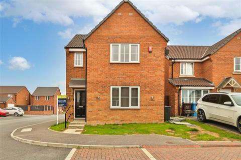 3 bedroom detached house for sale - Brockwell Park, Kingswood, Hull, HU7