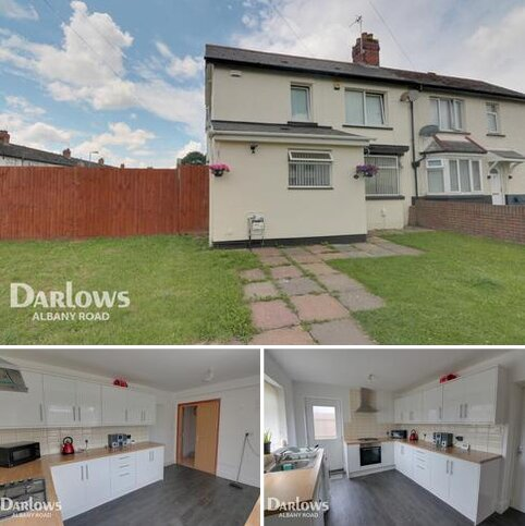 3 bedroom semi-detached house for sale - Clydesmuir Road, Cardiff