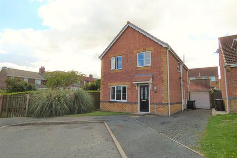 4 bedroom detached house for sale - Holm Hill Gardens, Peterlee, Durham, SR8 3JT