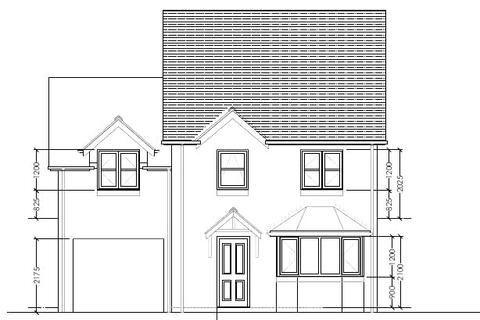4 bedroom detached house for sale - Moat Bank, Kerry, Newtown, Powys, SY16