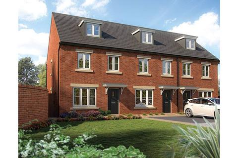 3 bedroom terraced house for sale - Plot 284, Beech at Heyford Park, Camp Road, Upper Heyford, Oxfordshire OX25