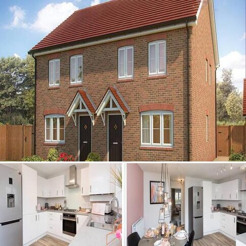 2 bedroom terraced house for sale - Plot 40, Holly at Yapton View, Drake Grove, Burndell Road, Yapton BN18