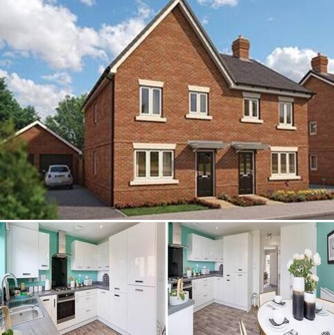 3 bedroom end of terrace house for sale - Plot 222, Magnolia at Minerva Heights, Off Old Broyle Road, Chichester, West Sussex PO19