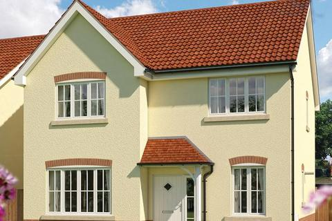 4 bedroom detached house for sale - Plot 119, Aspen at Priory Fields, Wookey Hole Road, Wells, Somerset BA5