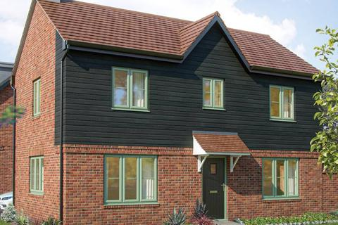 3 bedroom semi-detached house for sale - Plot 188, Spruce at Hounsome Fields, Winchester Road, Basingstoke, Hampshire RG23