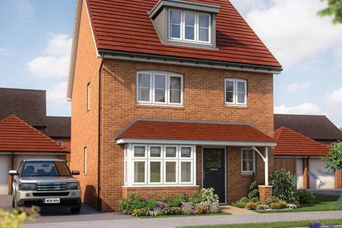 4 bedroom detached house for sale - Plot 347, Willow at Beckfields, White Mill Drive, Pocklington, Yorkshire YO42