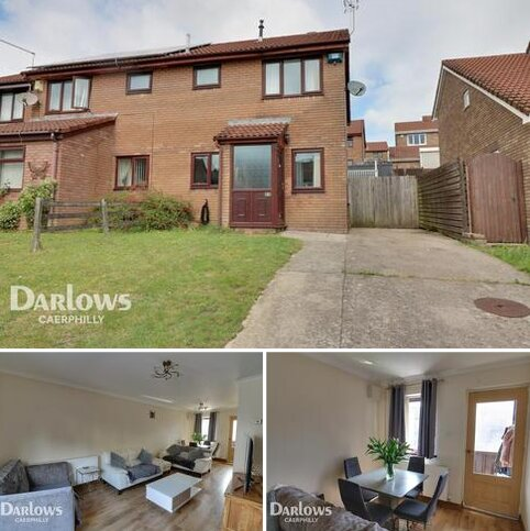 3 bedroom semi-detached house for sale - Cae du Mawr, Caerphilly