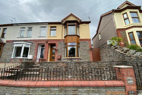 4 bedroom semi-detached house for sale - Llanfair Road Penygraig - Tonypandy