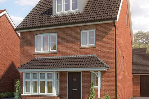 4 bedroom detached house for sale - Plot 47, Willow at Yapton View, Drake Grove, Burndell Road, Yapton BN18