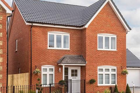 4 bedroom detached house for sale - Plot 25, Juniper at Yapton View, Drake Grove, Burndell Road, Yapton BN18