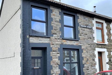 4 bedroom end of terrace house for sale - Trevor Street, Treorchy, Rhondda Cynon Taff, CF42