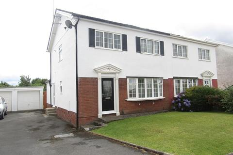 3 bedroom semi-detached house for sale - Heol Rhuddos, Llansamlet, Swansea, City And County of Swansea.