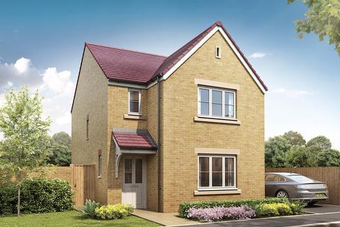 3 bedroom detached house for sale - Plot 142, The Hatfield at Elkas Rise, Quarry Hill Road DE7