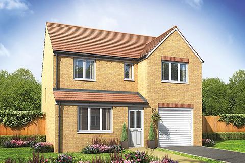 4 bedroom detached house for sale - Plot 40, The Longthorpe at Alderman Park, Mansfield Road, Hasland S41