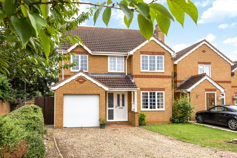 4 bedroom detached house for sale - Lomax Drive, Sleaford, NG34