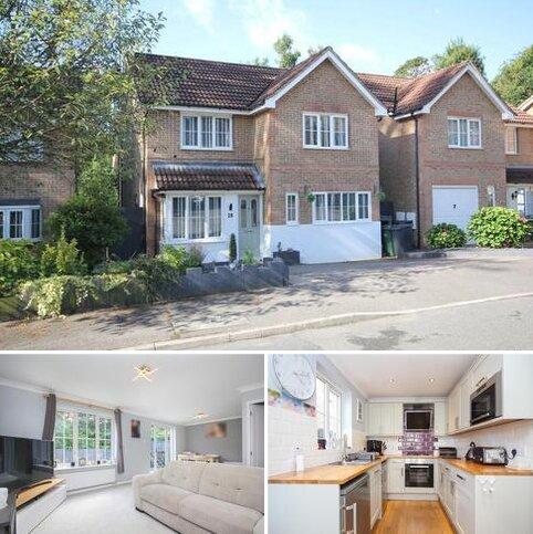 4 bedroom detached house for sale - Welland Close, Crowborough