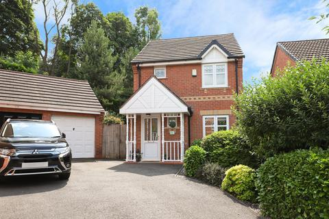 3 bedroom detached house for sale - Mallory Close, Chesterfield