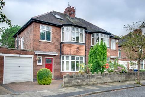 4 bedroom semi-detached house for sale - South Gosforth